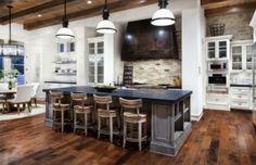 Naturstein in der Küche – Steinoptik für kreative Wandgestaltung