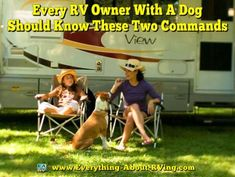 If you travel with your dog, knowing how to teach these two commands will make…