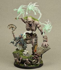 Warhammer Fantasy,Warhammer FB,фэндомы,Age of Sigmar,Grand Alliance Death,Miniatures (AoS)