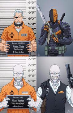 Batman Rogues - Phil Cho
