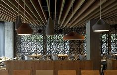 Bindella osteria&bar, Pitsou Kedem e Baranowitz-Amit architects, Tel Aviv