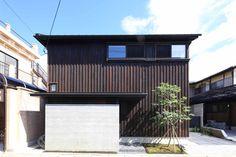 京都洛北の家