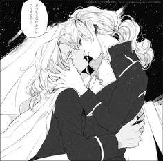 Zoisite and Kunzite by Rakugaki
