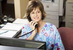 Humaniza tu trabajo Recepcionista de un centro médico