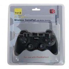 PS3 WIRELESS GAMEPAD MOTION SE PS906K