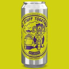 Mikkeller - Do Stuff Together  http://www.beer-pedia.com/index.php/news/19-global/5105-mikkeller-do-stuff-together  #beerpedia #mikkellersd #mikkeller #neipa #nelson #amarillo #nugget #beerblog #beernews #newrelease #newlabel #craftbeer #μπύρα #beer #bier #biere #birra #cerveza #pivo #alus