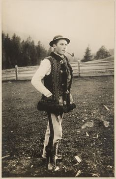 Karel Plicka:Slovakia,Ždiar,1928 High Tatras, Heart Of Europe, Folk Costume, Film Director, Homeland, Embroidery, History, Pictures, Photography
