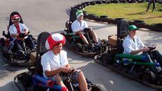 Real Life Mario Kart | Waterloo Labs | Episode 07 - YouTube