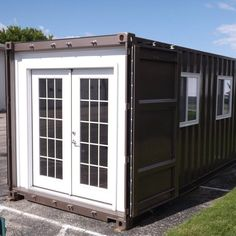 Amazon Now Sells Shipping Container Tiny Homes