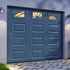 Resultat De Recherche D Images Pour Photo Porte De Garage Fer Forge Moderne Porte De Garage Sectionnelle Porte Garage Garage
