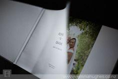 Queensberry Wedding Album | Matted Album | Emma Hughes Photography