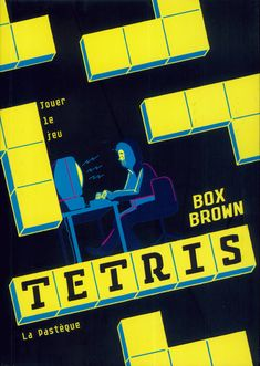 "Read ""Tetris The Games People Play"" by Brian ""Box"" Brown available from Rakuten Kobo. It is, perhaps, the perfect video game. Simple yet addictive, Tetris delivers an irresistible, unending puzzle that has . Books 2016, New Books, Books To Read, Children's Books, Role Games, Games To Play, Tetris 2, Roman, Perfect Gif"