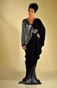 wrapped abaya i love it