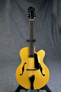 American Archtop Dream 7-String from American Archtop Guitars