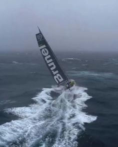 Volvo Ocean Race Brunel HOW TO FLY A DRONE IN 30+ KNOT WINDS Go behind-the-scenes with @brunelsailing OBR @_samgreenfield_ as he launches his @djiglobal drone…