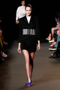 Pin for Later: Alexander Wang Gives Us All a Lesson in Being a Bad Girl Alexander Wang Spring 2015