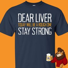 Beer Shirts, Cool Shirts, Beer Humor, Beer Lovers, Stay Strong, Cricut Ideas, Really Cool Stuff, Funny Tshirts, Looks Great