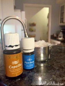 pain cream ingredients