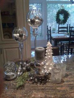 Kerst in de keuken