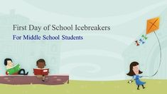 40 great for back to school team building ideas, ice breakers, get to know you ideas, and more. These activities can be used all year long as brain breaks or filler activities.  Also See my 50 First Day of School Icebreakers for Elementary Students and 45 First Day of School Icebreakers for High School Students.