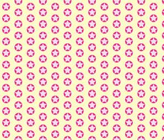 star_spots_pink_cosmos fabric by colour_angel on Spoonflower - custom fabric