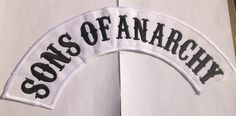 color pink soa | Sons Of Anarchy Patch For Sale Sons of anarchy top backpatch