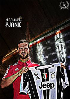 Miralem Pjanic by PanosEnglish.deviantart.com on @DeviantArt