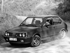 Fiat Ritmo 130TC Abarth (1983 – 1985).
