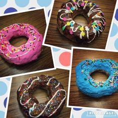 Gr. 3: Pop Art Donut Sculptures | PARK ART SMARTIES