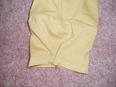 Sew what's happening?: Refashioned t-shirt (pintuck sunburst)