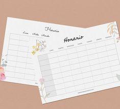 Calendario para imprimir 2020 - Papelería para Imprimir Bullet Journal Printables, Journal Inspiration, Printable Planner, Notebook Ideas, Crafty, School, Bujo, Decoration, Calendar Printable