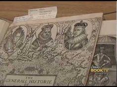 C-SPAN Cities Tour - Cheyenne: Toppan Rare Books Library https://www.youtube.com/watch?v=lvc9yD3NPrc