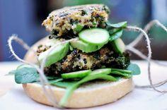 Kale, Quinoa and Feta Fritters — My Beach Kitchen #foodphotography #foodstyling #vegetarian #glutenfree #sugarfree #quinoaburgers