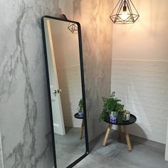 Menu Floor Mirror by Norm Architects. A solid and dependable, yet minimal mirror.