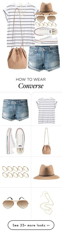 Outfit for visiting the beach by ferned on Polyvore