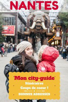 Tous nos bons plans, adresses et itinraires pour votre visite de Nantes. Parcours classiques ou atypique il y en a pour tous les gots !