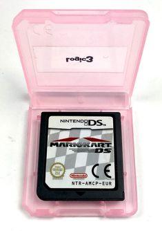 Mario Kart DS (Nintendo DS, for sale online Nintendo Ds, Nintendo Games, Nintendo Consoles, Mario Kart Ds, Lightning Cloud, Ds Xl, Ds Games, Nintendo Characters, Wii