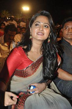 Anushka In Mirchi Audio Launch | Veethi