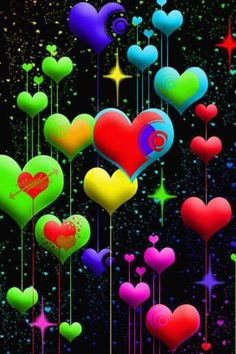 My Valentine wallpaper by I Love Heart, Happy Heart, Heart Pics, Heart Pictures, Beautiful Pictures, Photo Images, Heart Wallpaper, World Of Color, Over The Rainbow