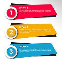 Presentation business infographic template with 3 options., Infograph, Step, Process PNG and Vector Circle Infographic, Infographic Powerpoint, Timeline Infographic, Infographics, Free Infographic, Powerpoint Design Templates, Powerpoint Background Design, Timeline Design, Dashboard Design