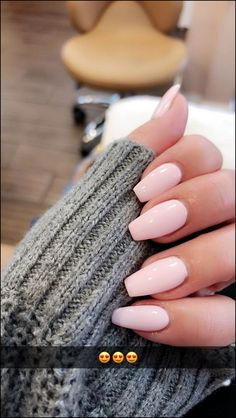 Most Stunning Coffin Acrylic Nails Design You Must Try in Fall and Winter - . - Acrylic Nails Coffin - Most Stunning Coffin Acrylic Nails Design You Must Try in Fall and Winter – Nail Idea - Aycrlic Nails, Cute Nails, Pretty Nails, Hair And Nails, Classy Nails, Toenails, Casual Nails, Fingernails Painted, Nails 2018