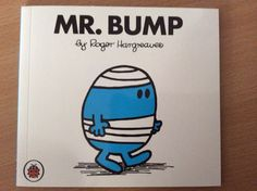 Men Classic Library) by Roger Hargreaves. The Mr Men and Little Misses have been delighting children for generations with their charming and funny antics. This time it's all about Mr Bump! Little Miss Characters, Little Miss Books, Mr Men Little Miss, Cartoon Characters, Mr Men Books, My Books, Free Books, Mr Bump, Classic Library
