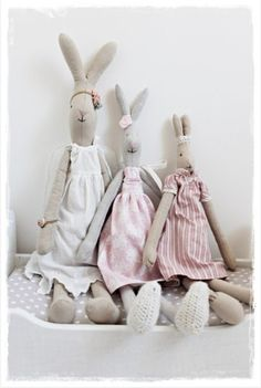 Unicorn Tilda Mother Amp Child Bunny Patterns Amp Visual