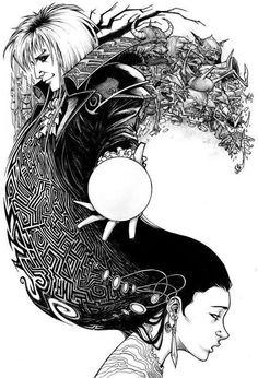 Dentro del laberinto - Jim Henson (1986)