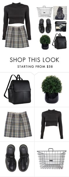 """""""wasted youth"""" by heaviside ❤ liked on Polyvore featuring John Lewis, Lux-Art Silks, Burberry, Edith A. Miller, Christian Dior and casual"""