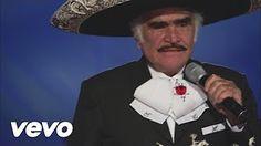 Vicente Fernández - Que Te Vaya Bonito - YouTube