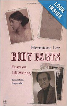 Trying out Body Parts Essays On Life Writing Groupie