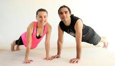 1. Ejercicios HIIT en 35 min para tonificar cuerpo en casa Tabata, Cardio, Pilates, Exercise, Gym, Running, Sports, Youtube, Beauty