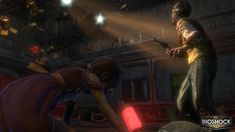 ArtStation - Marketing Screenshot Examples , Digital Frontiers Bioshock Series, Bioshock 2, Bioshock Infinite, Bioshock Rapture, Big Daddy, Little Sisters, Under The Sea, Videogames