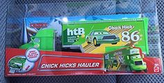 DisneyPixar Cars Exclusive Chick Hicks Hauler DieCast Vehicle 155 Scale *** Click image for more details-affiliate link.